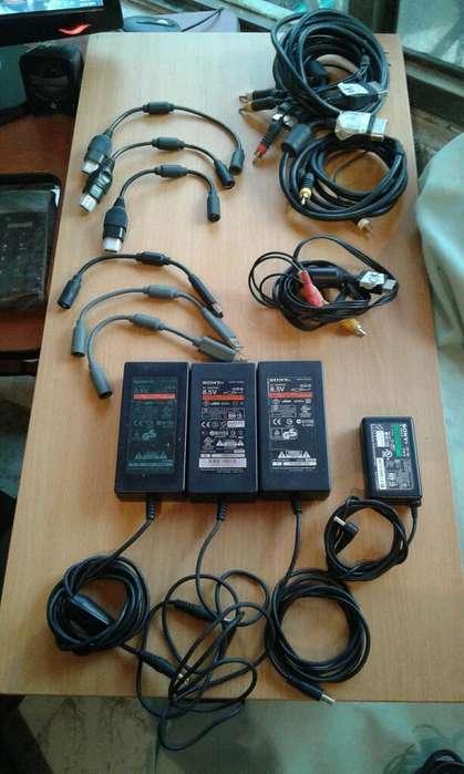 Adaptadores Play , Psp , Cables de Video