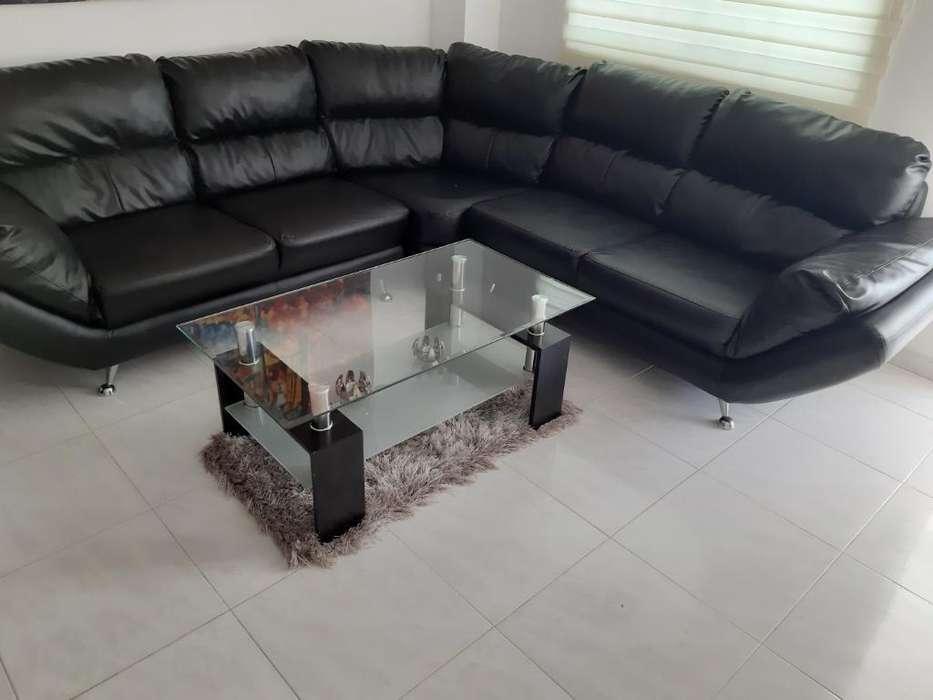 Sofa con 3 Modulos Súper Promo
