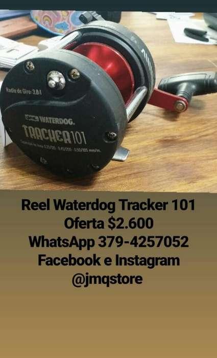 Reel Waterdog Tracker 101