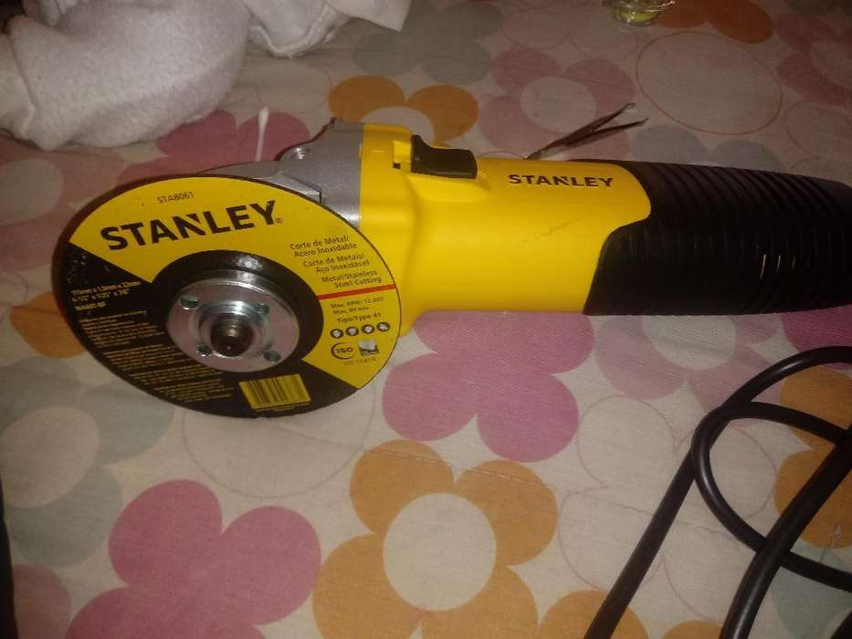 Amoladora Stanley 850w