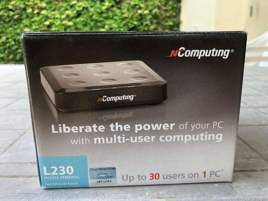 Terminal Virtual NComputing L230 nuevo