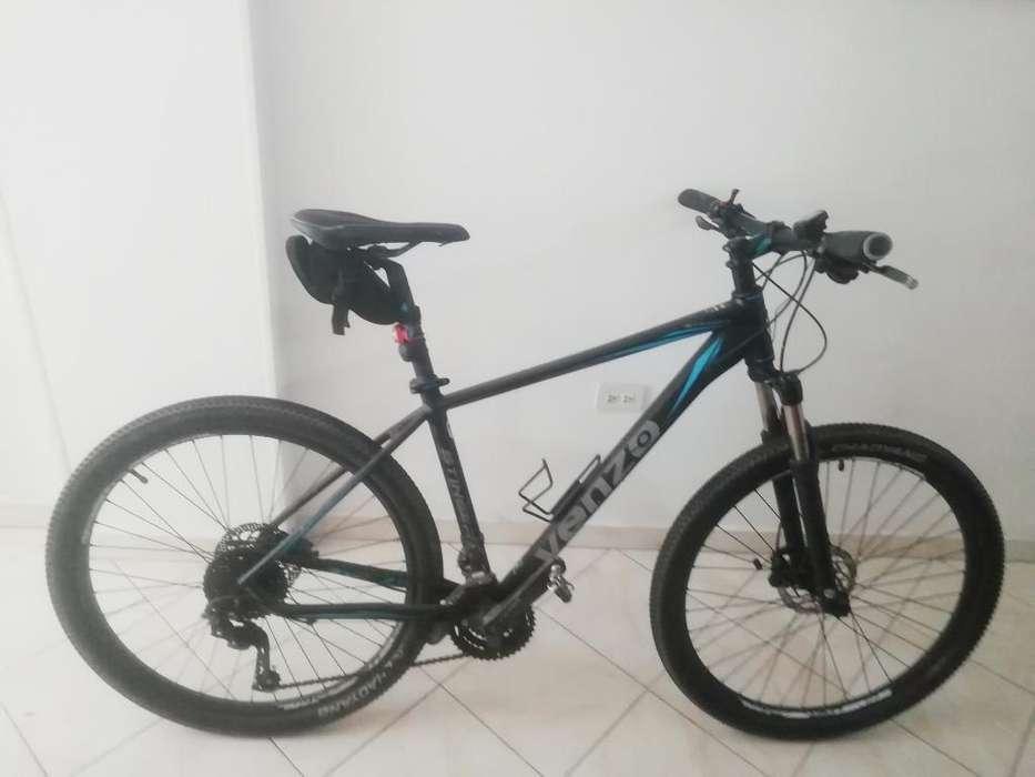 Bicicleta Venzo. Buen Estado