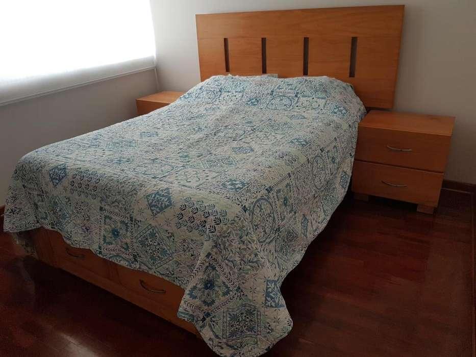 REMATE Juego de Dormitorio 2 plazas & colchón