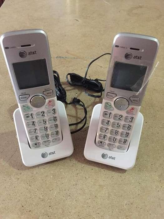 Telefonos Inalambricos at&t 3X1