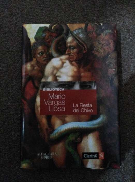 La Fiesta Del Chivo Mario Vargas Llosa
