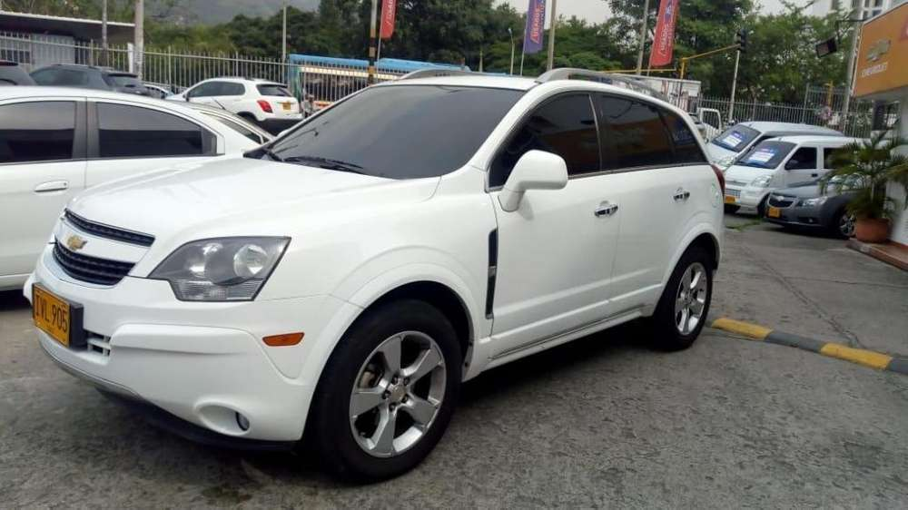 Chevrolet Captiva 2016 - 51046 km