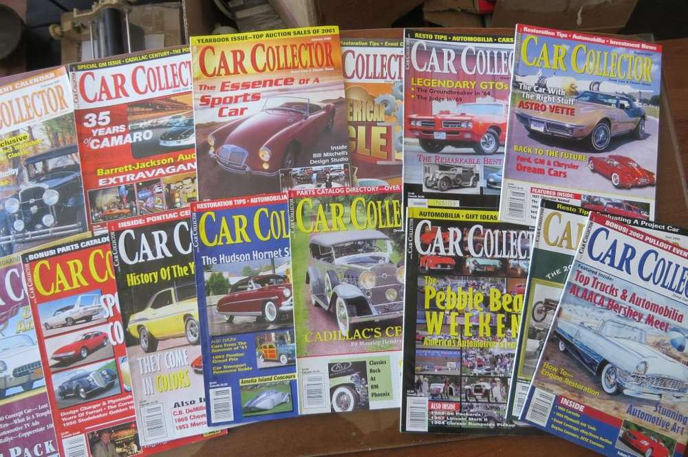 Revista Car Collector