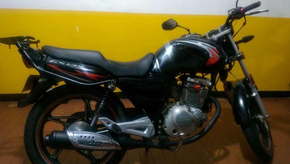 Bonita Y Barata Suzuki Gs125 Modelo 2011