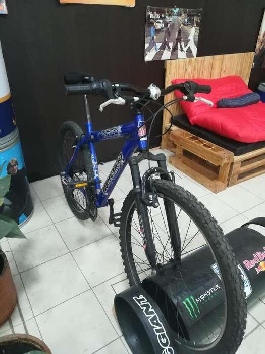 <strong>bicicleta</strong> de Montaña