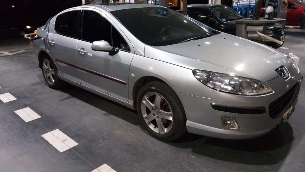 Peugeot 407 2006 - 220000 km