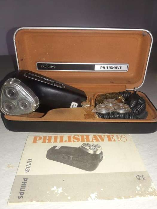 Afeitadora antigua Philips HP1126 exclusive