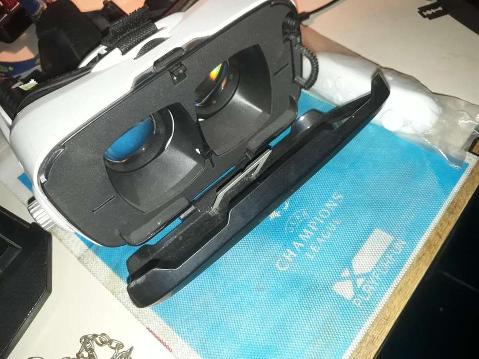 Lentes Realidad Virtual Vr Glasses Noga Vr2 C Auriculares