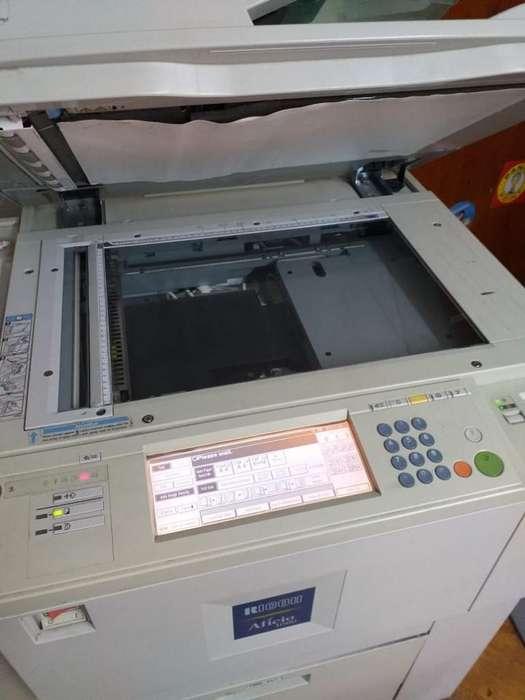 Fotocopiadora Y Duplicadora