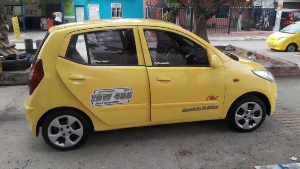 Hyundai I10 Taxi 2013 Hermoso