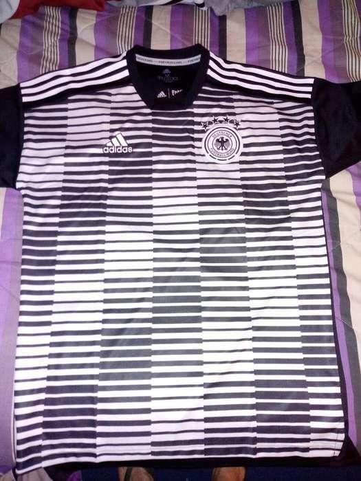 Remera Entrenamiento Selección Alemania