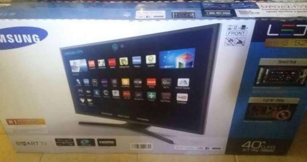 Smart Tv de 40 Pulgadas Nuevos