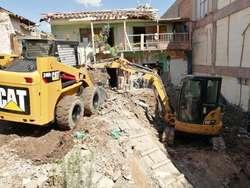 Demoliciones, Desmonte, Martillo Cusco