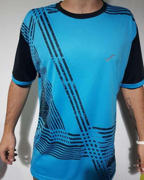 Camiseta Snouwaert Padel Talle L