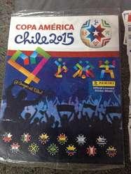 Album sellado set completo a pegar de Chile 2015