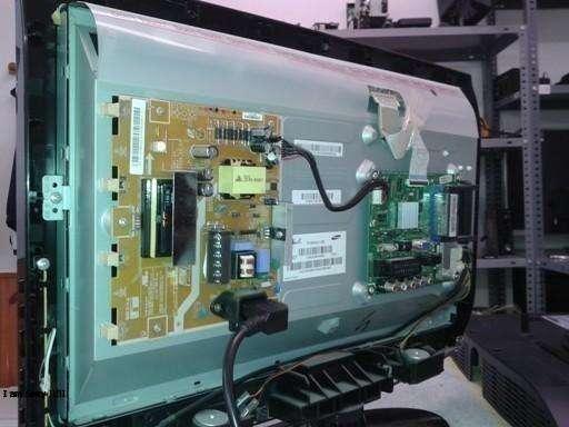 Servicio tecnico en reparacion de televisor TV