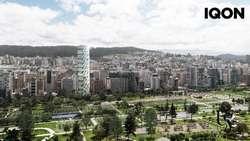 Venta de Oficina en Edificio IQON ubicado en Quito/ El Batan/ La Carolina/ Shyris