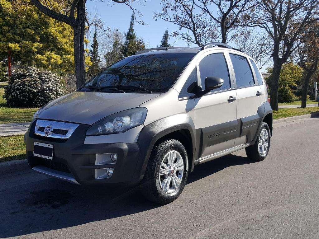 Fiat idea adv. 1.6 full 73.000km 2014 PERMUTO o CONTADO