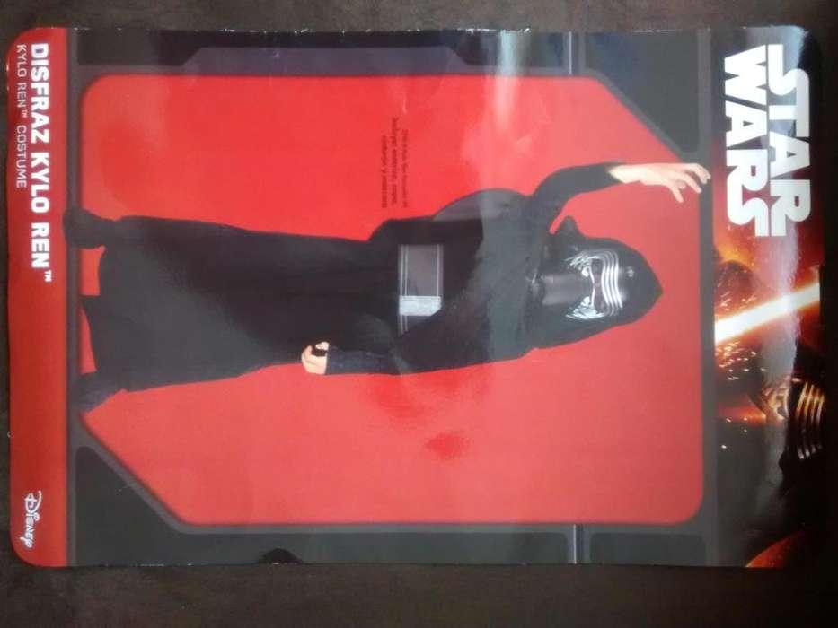 Disfraz star wars Disney nuevo tel: 3005668561 50.000