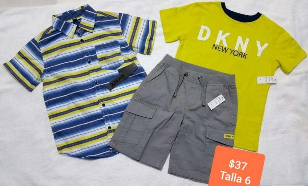 <strong>ropa</strong> FORMAL DE NIÑO DKNY