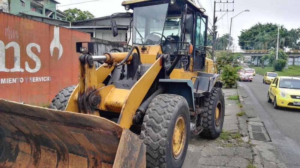 CARGADOR FRONTAL MARCA SDLG 936 MODELO 2009
