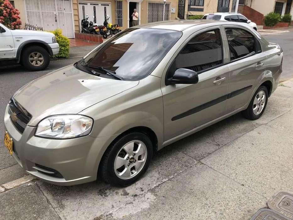 Chevrolet Aveo Emotion 2009 - 95000 km