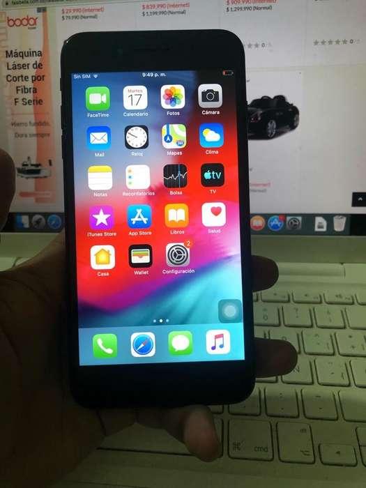 Ganga iPhone 7 Plus 32Gb Negro Libre