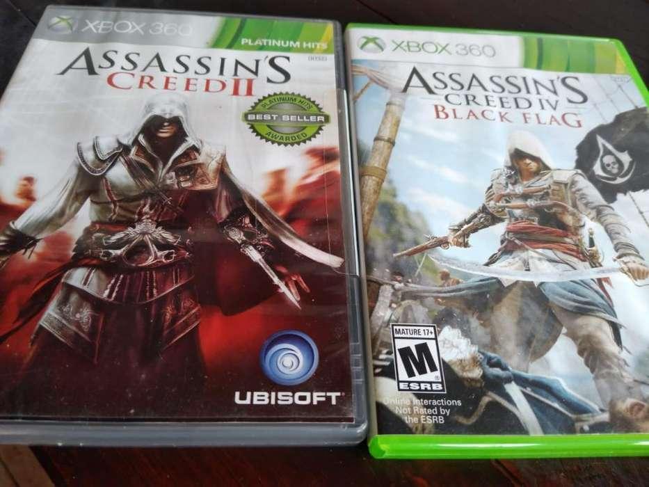 Juego Xbox 360 Originales