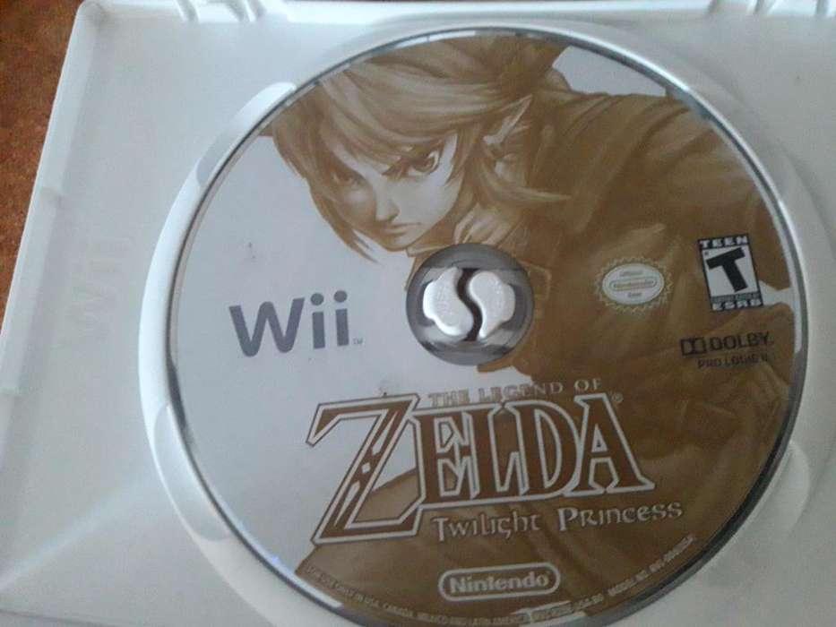 Nitendo Wii: Consola Juegos