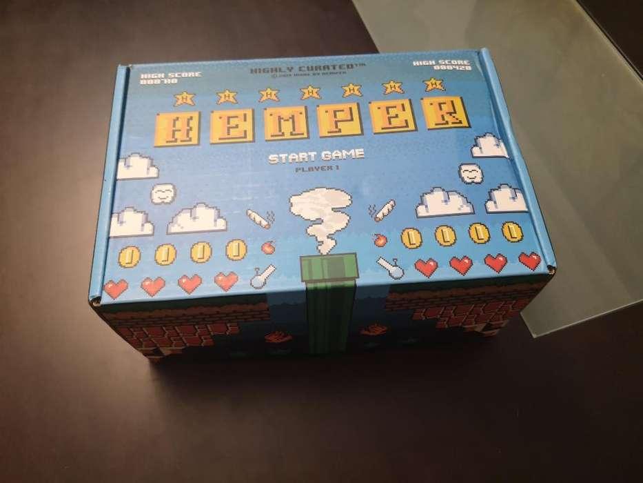 Hemper Box (mario Bros. Edition)