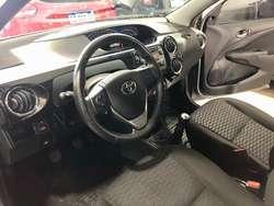 Toyota Etios 1.5 Xls 4 Puertas 2016