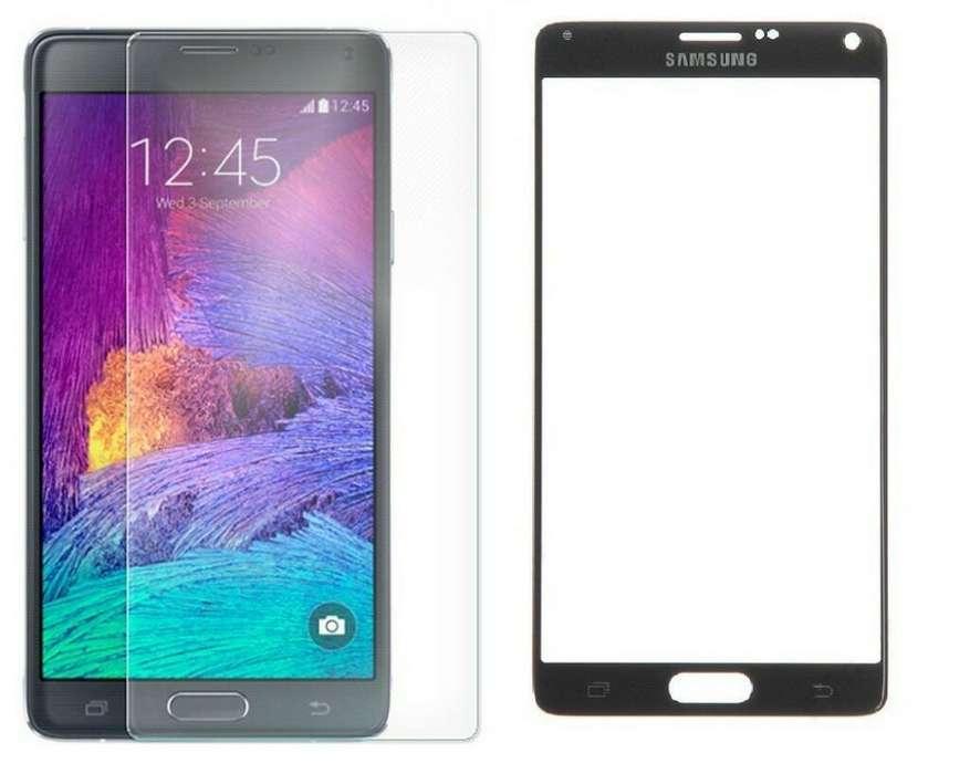 Visor Display Samsung Note 4 Instalado