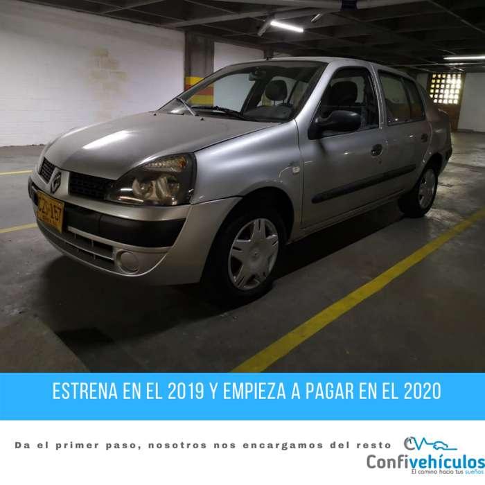 Renault Symbol 2008 - 46700 km