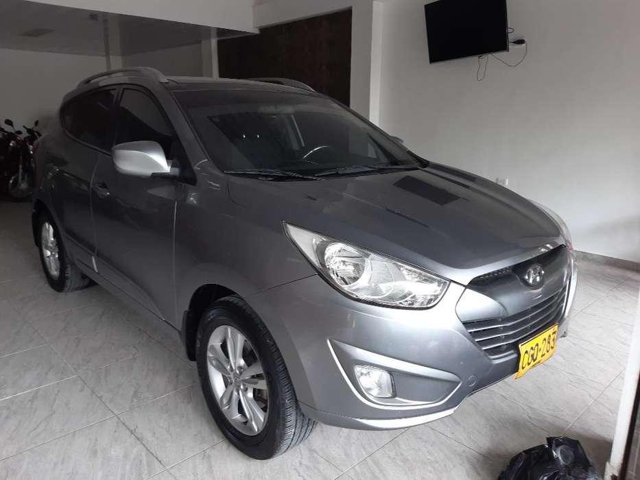 Hyundai Tucson ix-35 2013 - 100 km