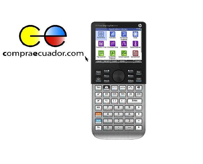 Hp Prime V2 Calculadora Científica bachillerato internaciona