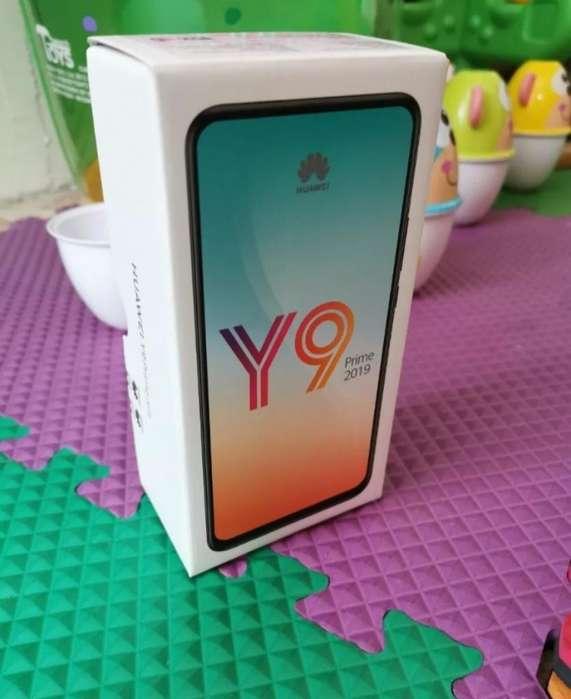 Vendo Huawei Y9 2019 Prime Nuevos