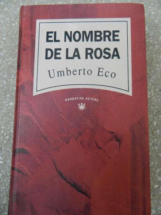 Narrativa Actual 5 Libros 1993 Usados