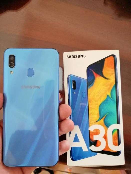 Vendo Samsung A30 de 64gb Estado 10