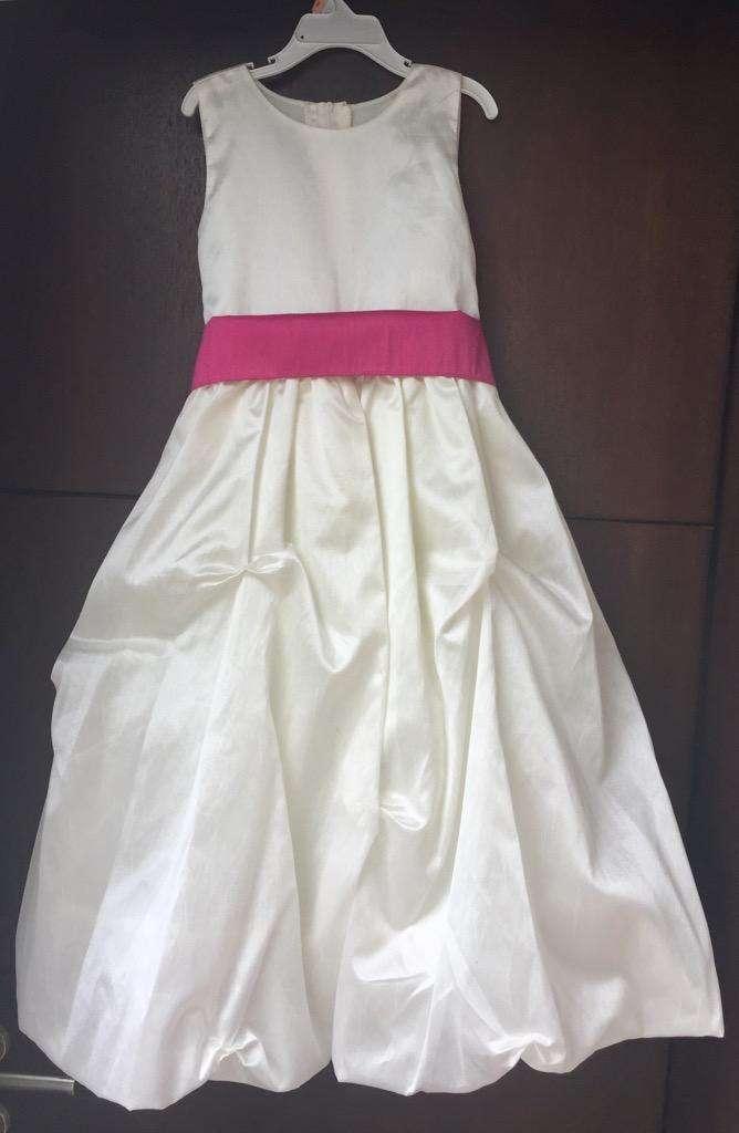 Vestidos Elegantes Para Niñas Dos Modelos Para 7 Y 3 Años