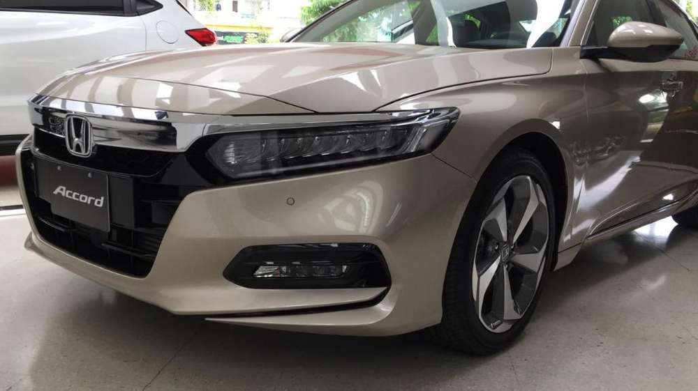 Honda Accord 2019 - 0 km