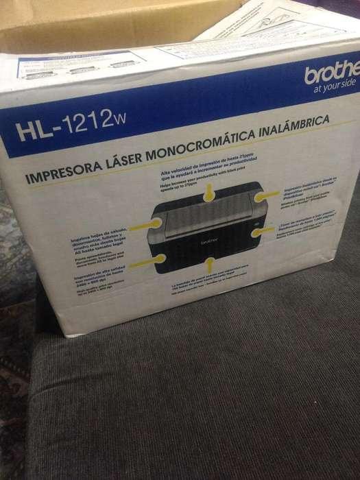 Impresora Laser Monocromática Nueva.