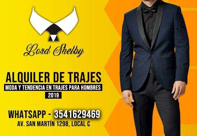 ALQUILER DE TRAJES - LORD SHELBY