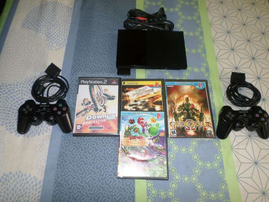 Ps2 (play Station 2) en Muy Buen Estado