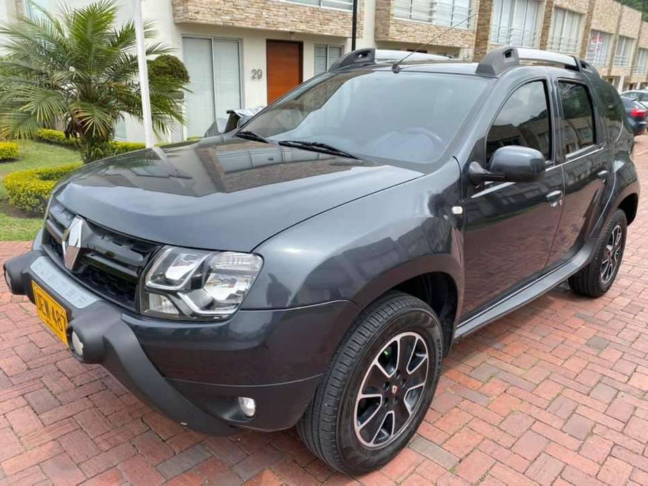 Renault Duster 2017 - 72000 km
