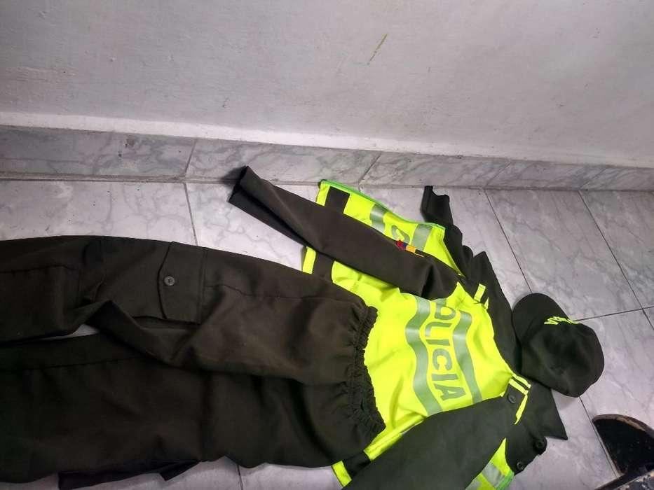 Disfraz Policia para Niño de 3-4años
