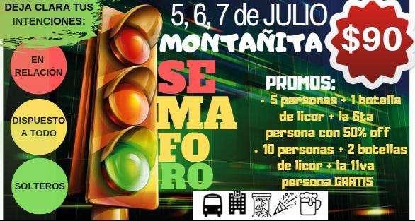 Tour Montañita